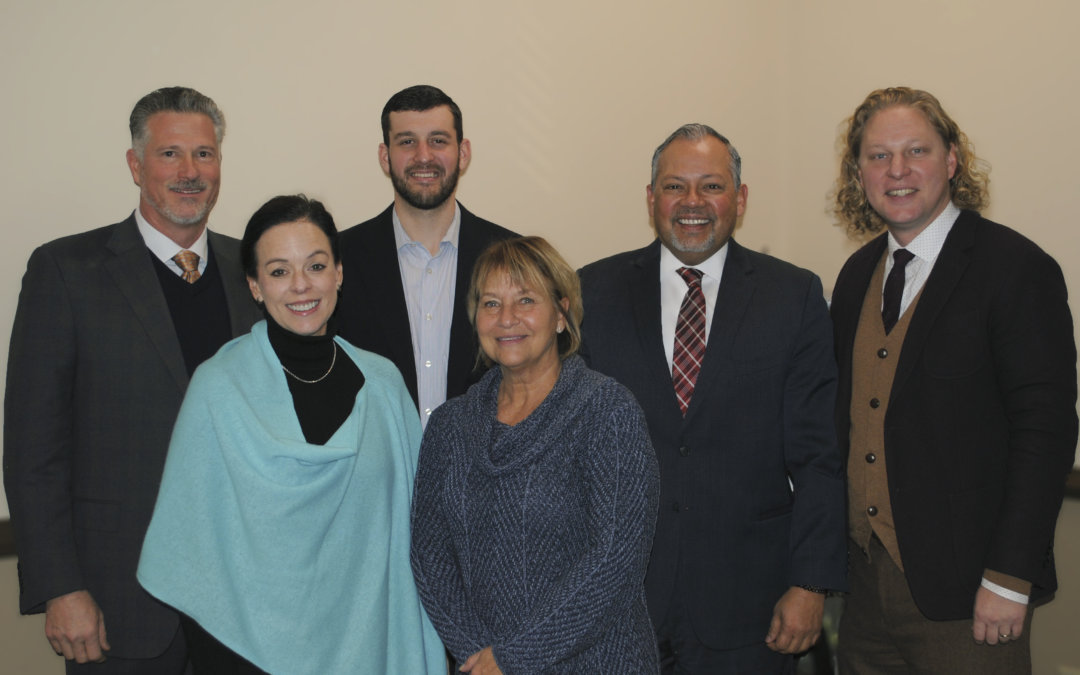 YCEA Welcomes New Board Members and Announces New Chairperson